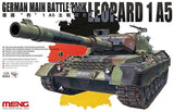 German Main Battle Tank Leopard 1A5