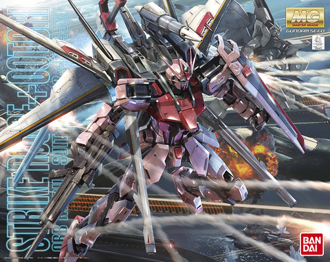 MG 1/100 STRIKE ROUGE (OOTORI UNIT)