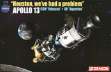"1/72 ""Houston, we've had a problem"", Apollo 13 CSM & LM (50th Ann.)"