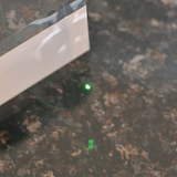 ONE-TOUCH VOL.1: ULTRA SMALL LED LAMP GREEN