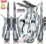 1/4000 SDF-1 Macross Storm Attacker Type (The Movie Ver.)
