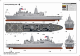 1/350 USS New York (LPD-21) - Re-Edition