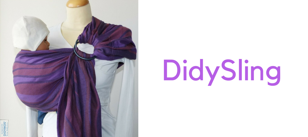 Didymos Ring Sling + Sling Rings Giveaway
