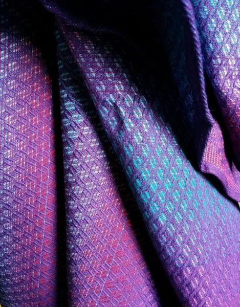Didymos Facett Purple: Wrap Review