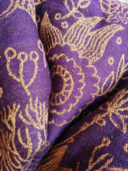 Didymos Magic Forest '15 hemp : Wrap Review