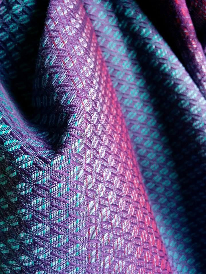 GIVEAWAY - Didymos Facett and Purple Sling Rings