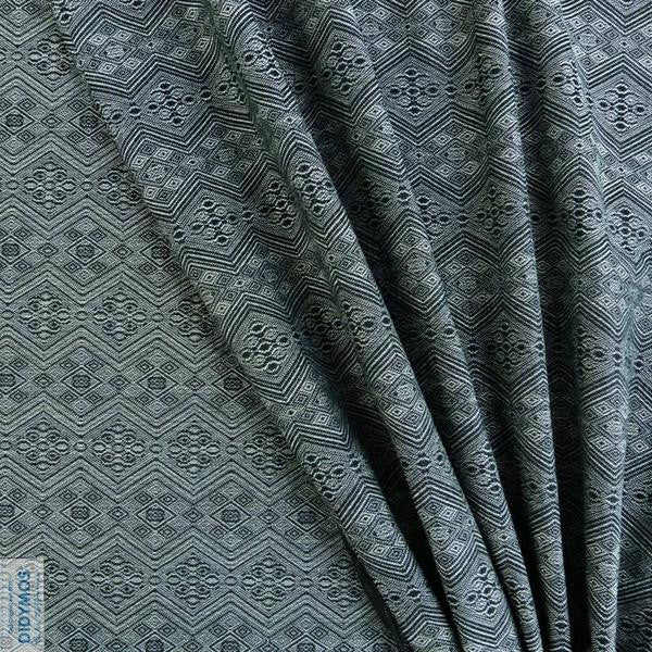 New Release: Didymos Anthracite Tussah Silk Old Standard OS 1975