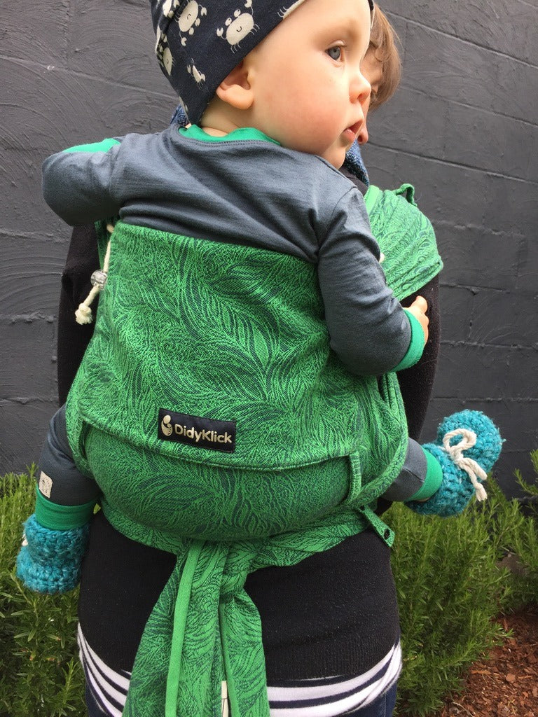 The Ultimate Baby Carrier - Review of The Didymos DidyKlick