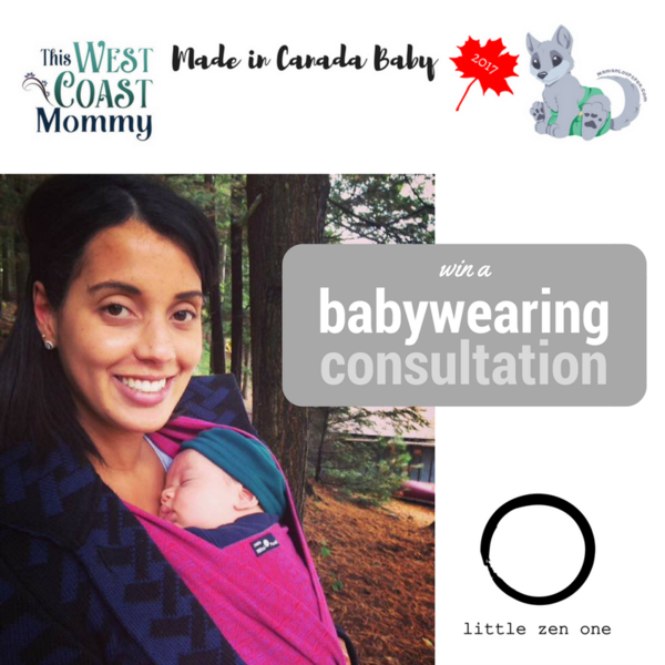 Giveaway: Made in Canada Baby Event