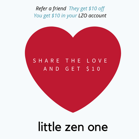 little zen one discount referral program