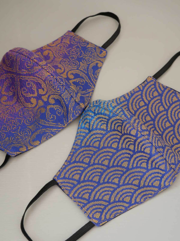 Oscha Slings Shaped Face Masks