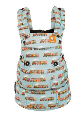 All Aboard - Tula Explore Baby Carrier-Buckle Carrier-Baby Tula- Little Zen One US Babywearing baby carriers