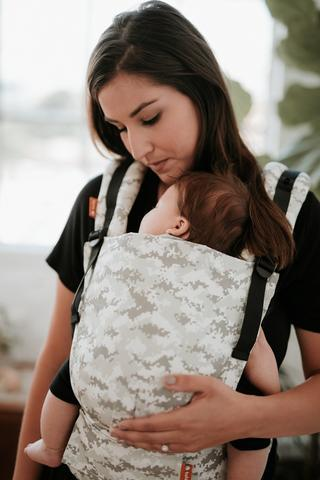 Alpha Tula Free-to-Grow Baby Carrier-Buckle Carrier-Baby Tula- Little Zen One US Babywearing baby carriers