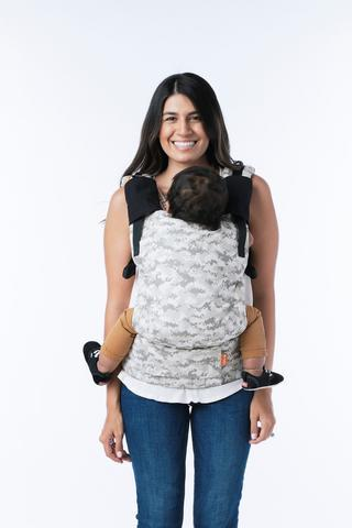 Alpha Tula Toddler Carrier-Buckle Carrier-Baby Tula- Little Zen One US Babywearing baby carriers