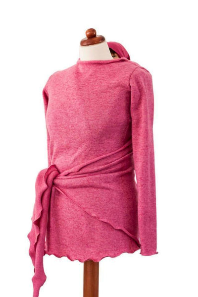 Angel Wings Babywearing Warm Wrap Sweater-Babywearing Outerwear-Angel Wings- Little Zen One US Babywearing baby carriers