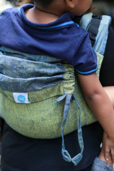 Backwaters Onbuhimo Soul Slings-Onbuhimo-Soul Slings- Little Zen One US Babywearing baby carriers