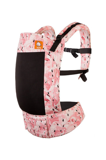Balancing Act Tula Toddler Coast-Buckle Carrier-Baby Tula- Little Zen One US Babywearing baby carriers