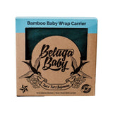 Beluga Baby The McKee-Stretchy Wrap-Beluga Baby- Little Zen One US Babywearing baby carriers