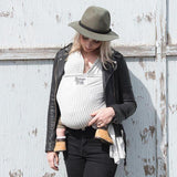Beluga Baby The Shannon-Stretchy Wrap-Beluga Baby- Little Zen One US Babywearing baby carriers
