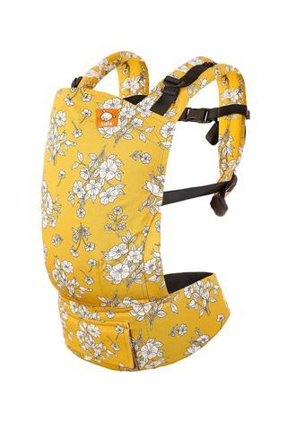 Blanche Tula Standard Baby Carrier-Buckle Carrier-Baby Tula- Little Zen One US Babywearing baby carriers