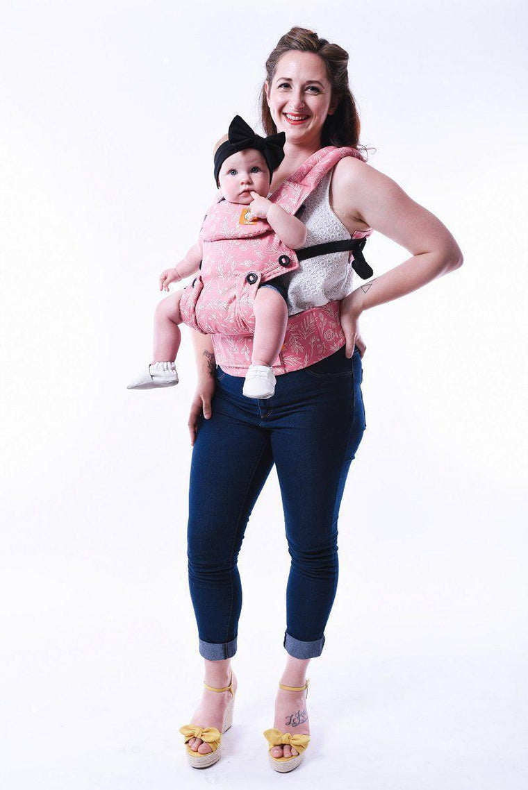 Bloom - Tula Explore Baby Carrier-Buckle Carrier-Baby Tula- Little Zen One US Babywearing baby carriers