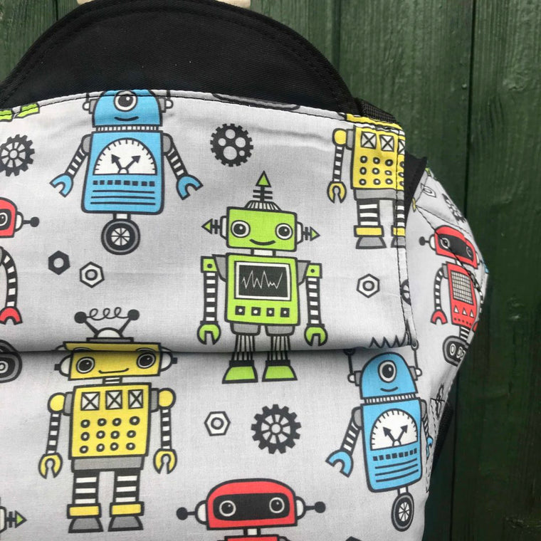 Integra Baby Carrier Bots