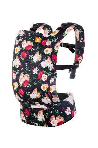 Capulet Tula Carrier Preschool-Buckle Carrier-Baby Tula- Little Zen One US Babywearing baby carriers