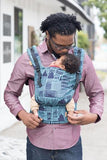 Cityscape Tula Free-to-Grow Baby Carrier-Buckle Carrier-Baby Tula- Little Zen One US Babywearing baby carriers