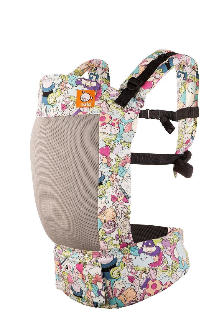 Coast Abracadabra Tula Toddler Carrier-Buckle Carrier-Baby Tula- Little Zen One US Babywearing baby carriers