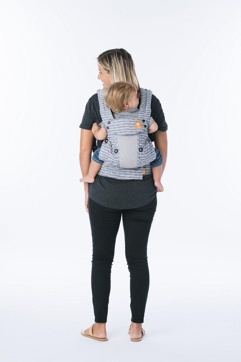 Coast Beyond - Tula Explore Baby Carrier-Buckle Carrier-Baby Tula- Little Zen One US Babywearing baby carriers