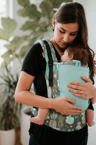 Coast Cacti Tula Free-to-Grow Baby Carrier-Buckle Carrier-Baby Tula- Little Zen One US Babywearing baby carriers