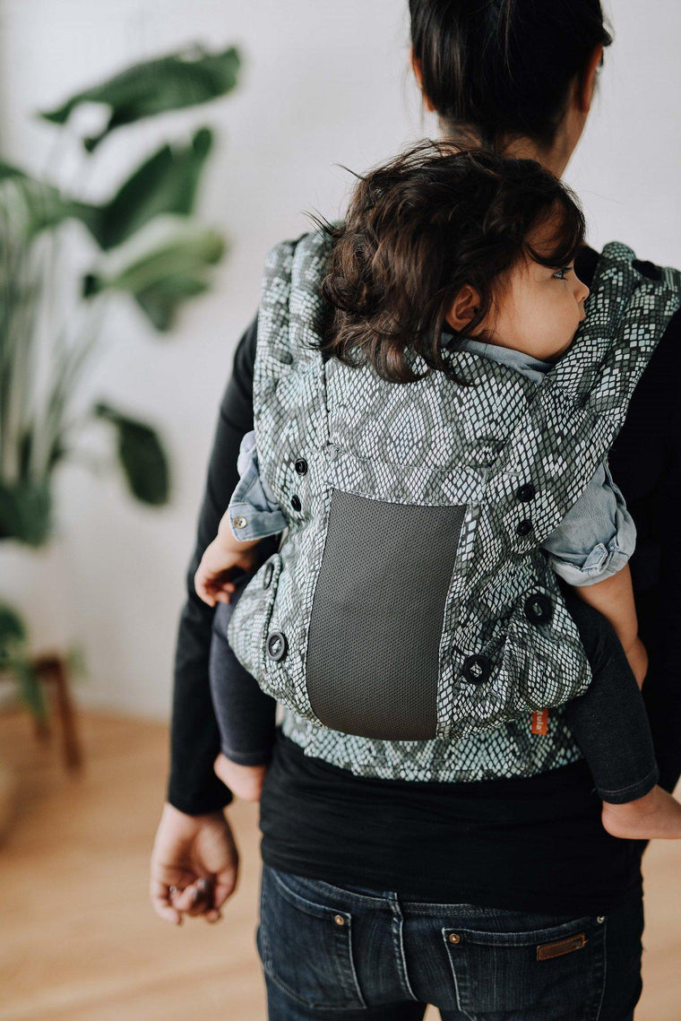 Coast Cobra - Tula Explore Baby Carrier-Buckle Carrier-Baby Tula- Little Zen One US Babywearing baby carriers