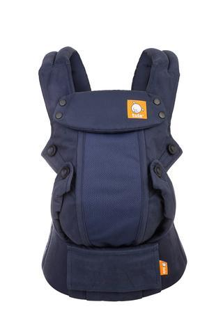 Coast Indigo Tula Explore Baby Carrier-Buckle Carrier-Baby Tula- Little Zen One US Babywearing baby carriers