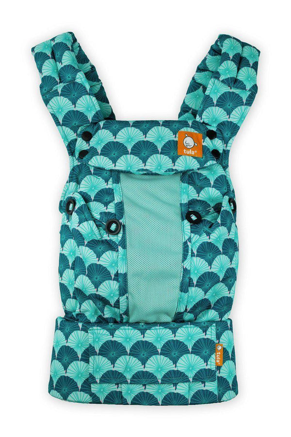 Coast Lotus - Tula Explore Baby Carrier-Buckle Carrier-Baby Tula- Little Zen One US Babywearing baby carriers