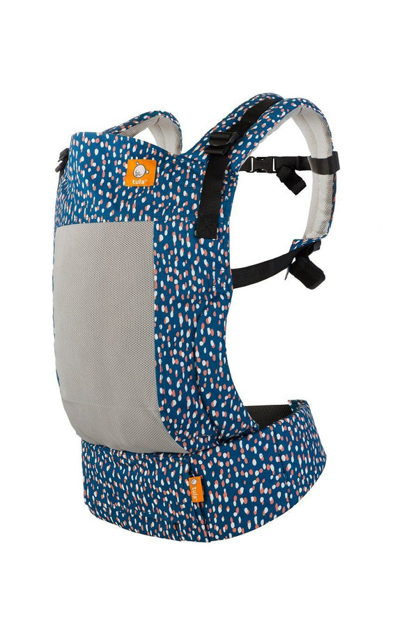 Coast Maya Tula Free-to-Grow Baby Carrier-Buckle Carrier-Baby Tula- Little Zen One US Babywearing baby carriers