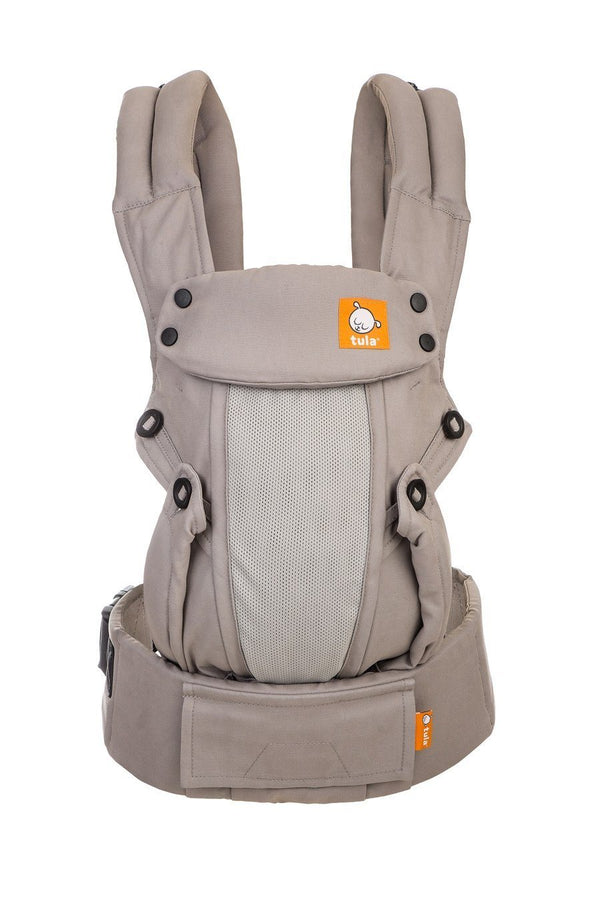 Coast Overcast - Tula Explore Baby Carrier-Buckle Carrier-Baby Tula- Little Zen One US Babywearing baby carriers