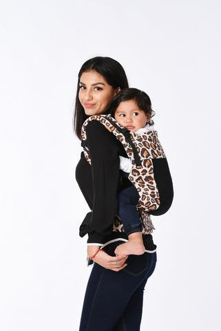 Coast Peggy Tula Standard Baby Carrier-Buckle Carrier-Baby Tula- Little Zen One US Babywearing baby carriers