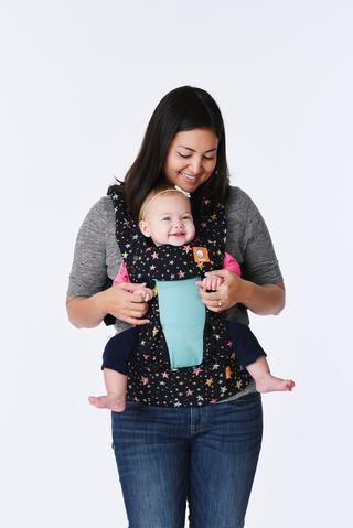 Coast Rainbow Stars - Tula Explore Baby Carrier-Buckle Carrier-Baby Tula- Little Zen One US Babywearing baby carriers