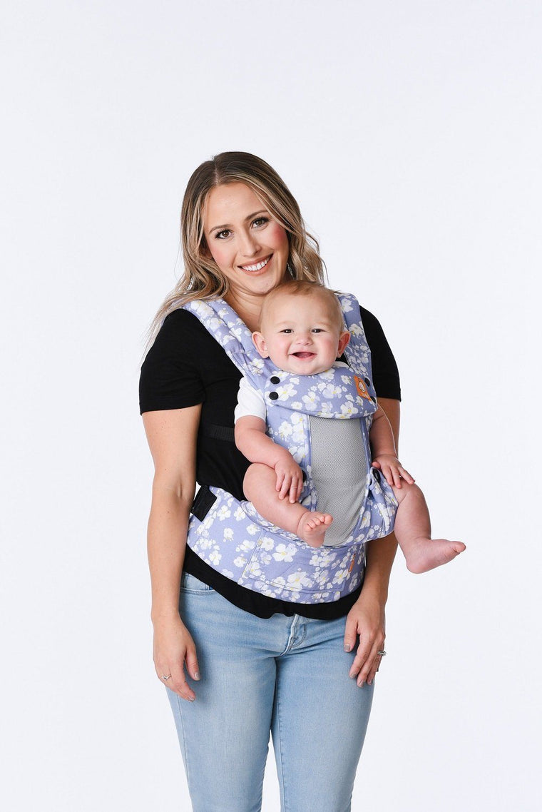 Coast Sophia - Tula Explore Baby Carrier-Buckle Carrier-Baby Tula- Little Zen One US Babywearing baby carriers
