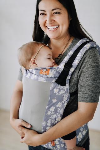 Coast Sophia Tula Standard Baby Carrier-Buckle Carrier-Baby Tula- Little Zen One US Babywearing baby carriers