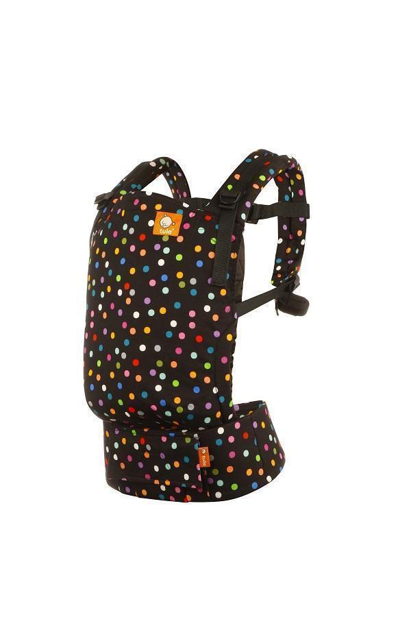 Confetti Dot Tula Free-to-Grow Baby Carrier-Buckle Carrier-Baby Tula- Little Zen One US Babywearing baby carriers