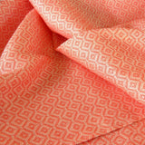 Didymos Baby Woven Diamond Trio Sunrise-Woven Wrap-Didymos- Little Zen One US Babywearing baby carriers