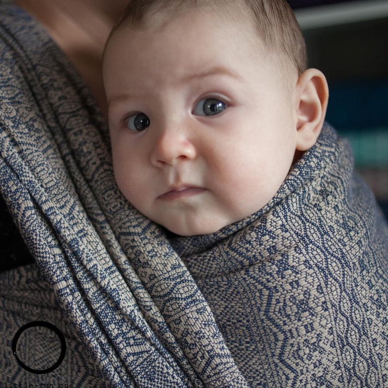 Didymos Baby Woven Wrap Ada extra wide-Woven Wrap-Didymos- Little Zen One US Babywearing baby carriers