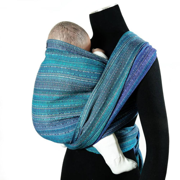 Didymos Baby Woven Wrap Dreaming Lena-Woven Wrap-Didymos- Little Zen One US Babywearing baby carriers