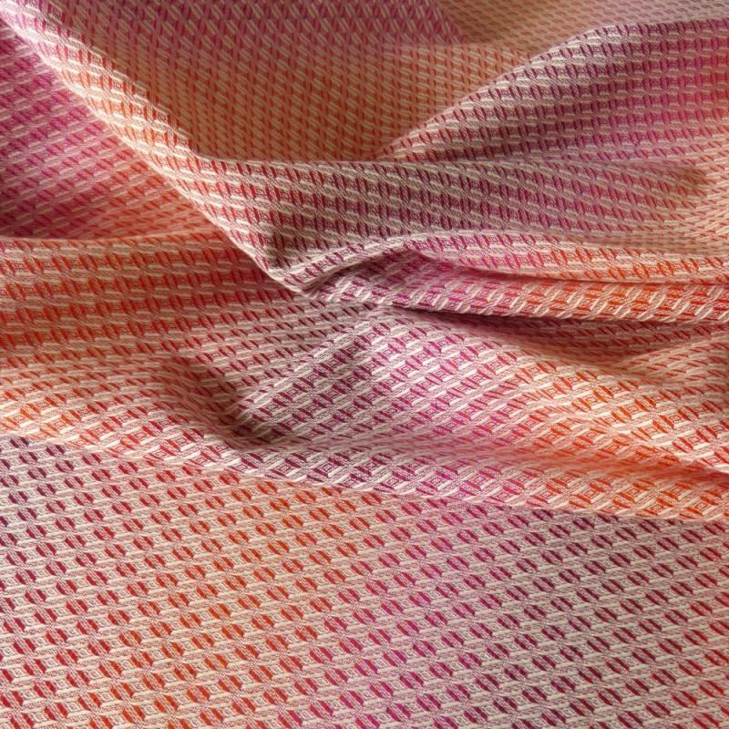 Didymos Baby Woven Wrap Facette Morning Mood-Woven Wrap-Didymos- Little Zen One US Babywearing baby carriers