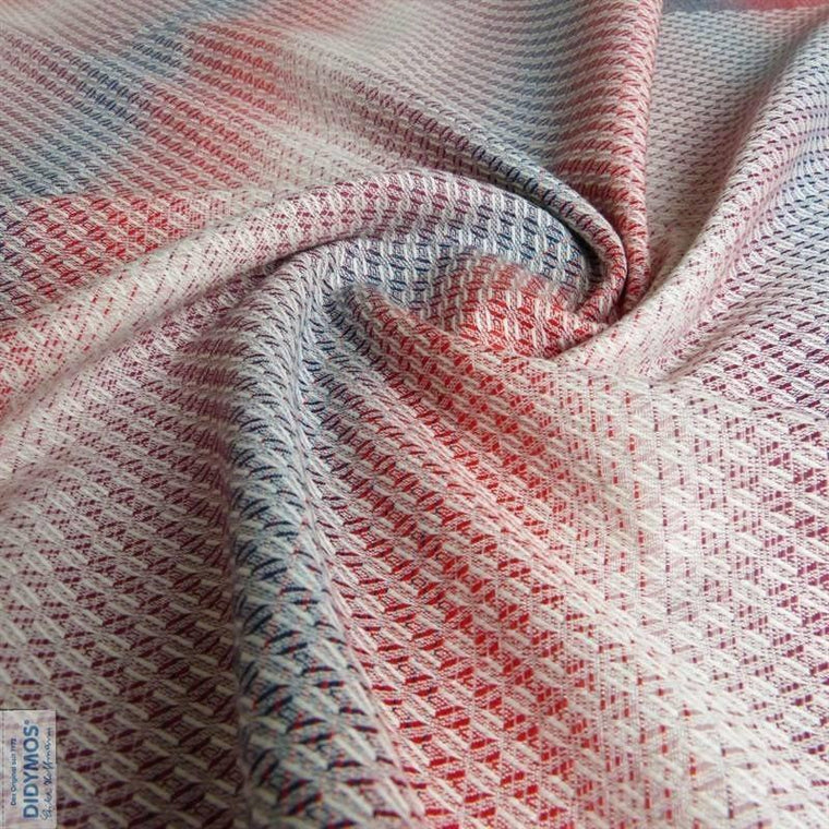 Didymos Baby Woven Wrap Facette Oxid-Woven Wrap-Didymos- Little Zen One US Babywearing baby carriers