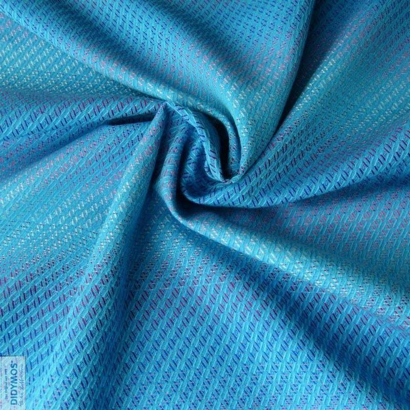 Didymos Baby Woven Wrap Facette Prism wool-Woven Wrap-Didymos- Little Zen One US Babywearing baby carriers