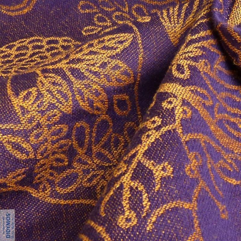 Didymos Baby Woven Wrap Jacquard Magic Forest '15 hemp-Woven Wrap-Didymos- Little Zen One US Babywearing baby carriers