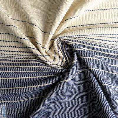 Didymos Baby Woven Wrap Lisca Blue-Woven Wrap-Didymos- Little Zen One US Babywearing baby carriers
