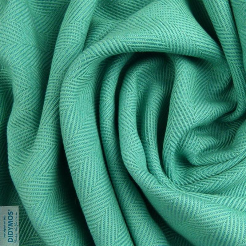 Didymos Baby Woven Wrap Lisca Fjord wool-Woven Wrap-Didymos- Little Zen One US Babywearing baby carriers